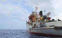 Tàu Trung Quốc hành xử như cướp biển, đâm vỡ tàu Kiểm ngư Việt Nam