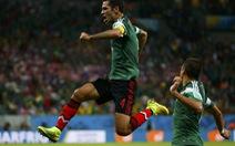 Lão tướng Marquez xuất sắc nhất trận Mexico - Croatia