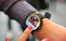 Ngắm smartwatch Motorola Moto 360 vừa ra mắt