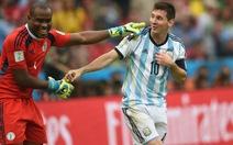 """Messi đến từ sao Mộc"""