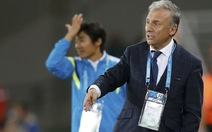 HLV tuyển Nhật Zaccheroni từ chức