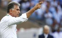HLV Carlos Queiroz chia tay tuyển Iran