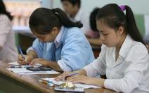 Bộ GD-ĐT định hướng đề thi tuyển sinh ĐH,CĐ
