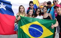 Giá cả theo tuyển Brazil