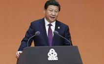 Ông Tập Cận Bình nói Trung Quốc bị bắt nạt