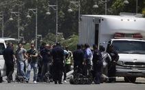 Nổ bom gần dinh tổng thống Ai Cập, hai cảnh sát chết