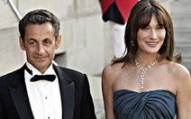 Bắt cựu tổng thống Pháp Sarkozy