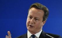 """Thủ tướng Anh cảnh báo """"thời kỳ đen tối y học thế giới"""""""