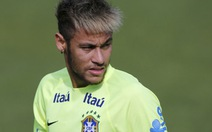 """Neymar: """"Các cầu thủ Brazil sẽ chặn đứng James Rodriguez"""""""