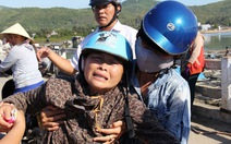 Trung Quốc dùng súng bắt người, làng chài nghèo lo âu