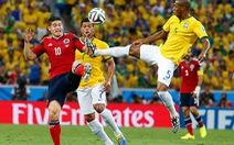 Brazil - không buồn mà chỉ tiếc!
