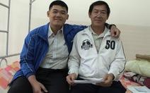 Lặn lội 140km đường đèo đưa cha đi thi đại học