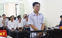 Xét xử nguyên chi cục trưởng thi hành án ra quyết định trái luật