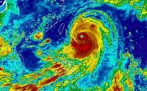 Nhật Bản ban hành cảnh báo cao nhất về siêu bão Neoguri