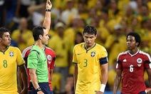 Tuyển Brazil đòi FIFA xóa thẻ cho Thiago Silva