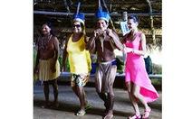 Vũ hội World Cup của thổ dân Brazil