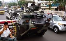 Indonesia nóng rực trước bầu cử