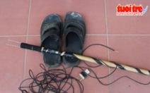 Clip Bắt tạm giam thợ điện chế kích điện để giết người