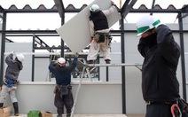 Đi làm việc ở Nhật ngành xây dựng dân dụng?