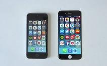 iPhone 6: màn hình sapphire bền và uốn dẻo