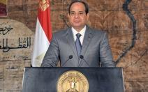 Nợ công Ai Cập gần tới 100% GDP