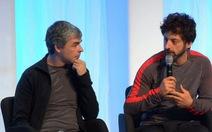 Hai nhà sáng lập Google trải lòng về cuộc sống