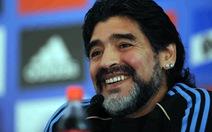 """Maradona: """"Argentina sẽ đánh bại Đức"""""""