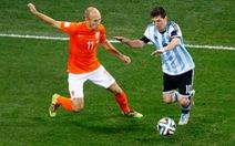 Mourinho đánh giá Robben hay hơn Messi