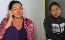 Trao tiền bạn đọc hỗ trợ gia đình hai ngư dân bị bắt giữ