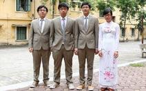 Việt Nam giành 4 huy chương Olympic sinh học quốc tế