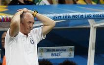Scolari: HLV thất bại nhất World Cup 2014