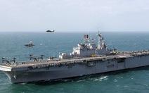 Mỹ xuất xưởng tàu đổ bộ thế hệ mới