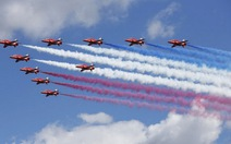 Khai mạc triển lãm Hàng không quốc tế Farnborough 2014