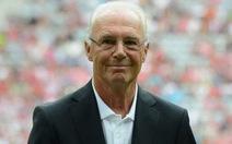 """Franz Beckenbauer: """"Đức không có Messi, Ronaldo nhưng có một tập thể vĩ đại"""""""