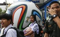 Thái Lan bắt hơn 5.000 người cá độ World Cup 2014