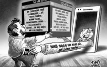 Chiếm đoạt 23 tỉ đồng từ tin nhắn rác