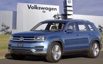 """VW sản xuất SUV CrossBlue tại Mỹ """"kình"""" với Toyota"""