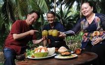 Ẩm thực Việt lên sóng truyền hình Mỹ