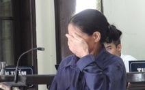 Tận cùng nỗi đau, người phụ nữ 5 con cầm dao giết chồng