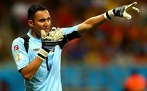 Màn trình diễn xuất sắc ở World Cup đưa Navas đến R.M