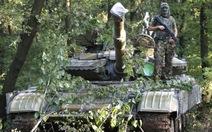 Trúng rocket, 11 lính Ukraine thiệt mạng