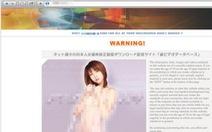 Web khiêu dâm Nhật phát tán mã độc