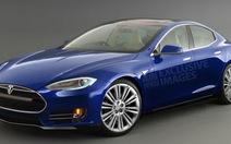 Hé lộ Tesla Model III cạnh tranh với BMW 3-series