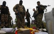 Quân ly khai ở Ukraine cản trở điều tra vụ máy bay MH17 rơi