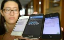 Chiếm đoạt tiền tỉ từ tin nhắn rác: nhà mạng hưởng 55%