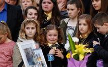 Thế giới thương tiếc nạn nhân trong thảm họa MH17
