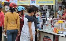 Phiên chợ hàng Việt ra đảo Lý Sơn