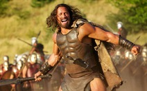 The Rock luyện 8 tháng để đóng Hercules