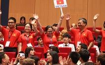 Khai mạc Olympic hóa học quốc tế năm 2014 tại Việt Nam