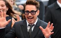 """Người sắt"" Robert Downey Jr hai năm liên tiếp đắt giá nhất Hollywood"